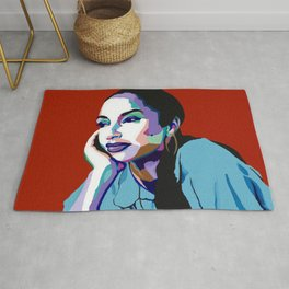 No Ordinary Love Rug