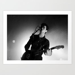 Alex Turner // Arctic Monkeys Art Print