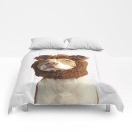 Warning: Graphic Photo Comforters