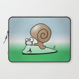 Snail Laptop Sleeve
