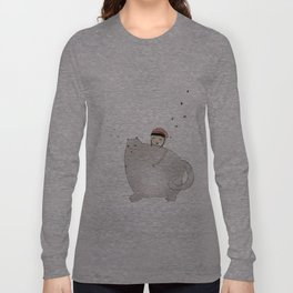 Ringo Smallz and his Mother Long Sleeve T-shirt