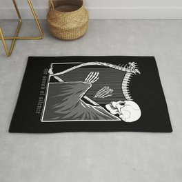 The Sound of Silence Rug