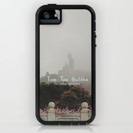 Hong Kong Tian Tan Buddha iPhone Case