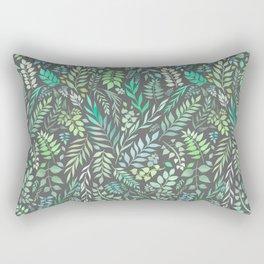 Eucalyptus (Essential Oil Collection) Rectangular Pillow