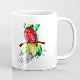 Lesser Bird Coffee Mug