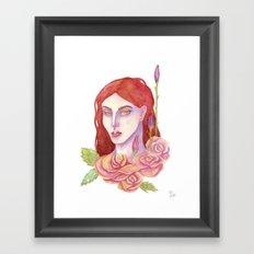 Trauma Framed Art Print