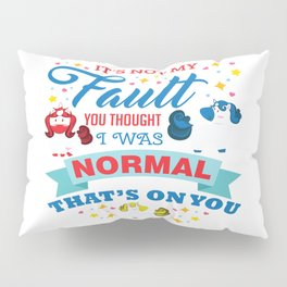 Magical Unicorn Autism Awareness Day Autistic Gift Pillow Sham