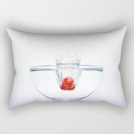 Strawberry Rectangular Pillow