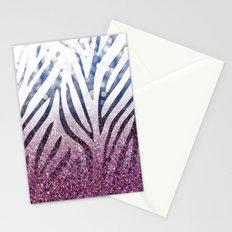 Zebra Case by Zabu Stewart Stationery Cards
