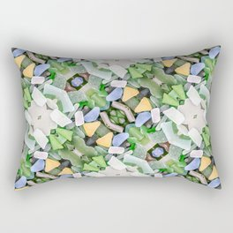 Sea Glass 14 Rectangular Pillow