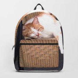Lazy Cat Backpack