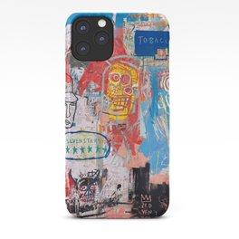 Basquiat Style 2 iPhone Case