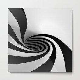Op Art Metal Print