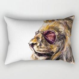 LionO Rectangular Pillow