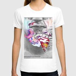 Coloured Shaving Cream - Beard T-shirt