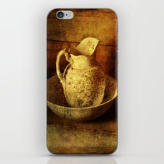 Washstand iPhone & iPod Skin