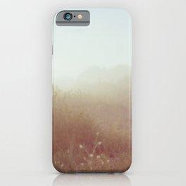Autumn Dawn iPhone Case