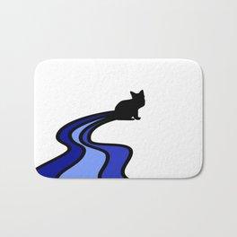 Chasing Oceans Bath Mat