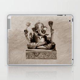 Ganesha - sepia Laptop & iPad Skin