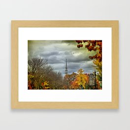 Keene NH Framed Art Print