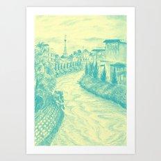 CIVITAS Art Print