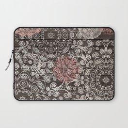 HAPPY GO LUCKY - BOHO WOOD Laptop Sleeve
