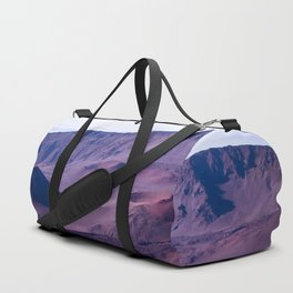 Haleakalā Sunrise On The Summit Maui Hawaii Kalahaku Duffle Bag
