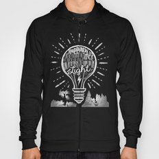 Happiness Can Be Found in the Darkest of Times Hoody