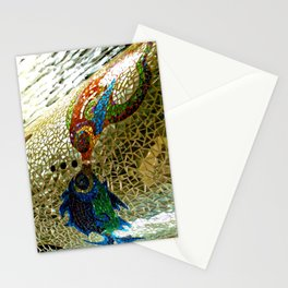 Fish Kiss Stationery Cards