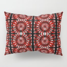 Pattern by channels ... Pillow Sham