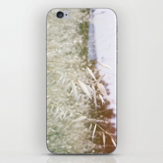 In The Hills iPhone & iPod Skin