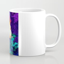 Abstract Chipmunk on the St. Lawrence Coffee Mug