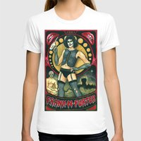 rocky horror picture show T-shirts featuring Frank-N-Furter - Rocky Horror Picture Show by DanaRobinson