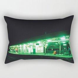 Layover, Bristol Temple Meads Rectangular Pillow