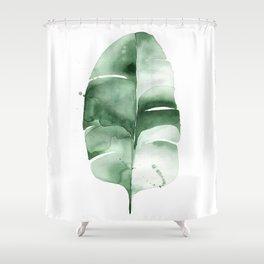 Banana Leaf no. 6 Shower Curtain