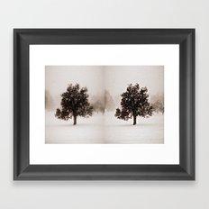 The Loner II Framed Art Print