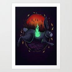 337 Art Print