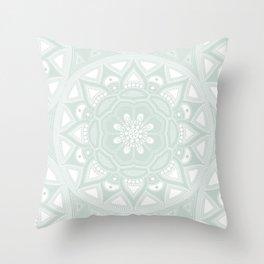 Mandala my new creation XLI Throw Pillow