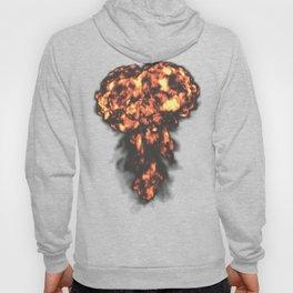 A nuclear explosion Hoody