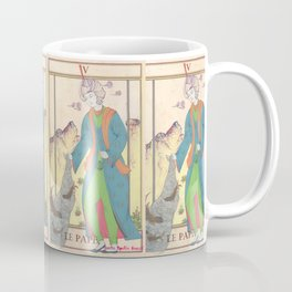 Tarot Card-The Pope-The Hierophant-Le Pape Coffee Mug