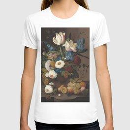 Severin Roesen Still Life T-shirt
