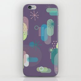 Intergalactic Cactus iPhone Skin