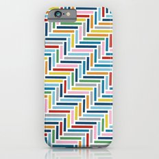 Herringbone 45 Colour Slim Case iPhone 6s