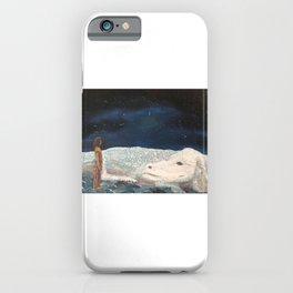 NeverEnding Story - Falkor Luckdragon - FAN ART iPhone Case