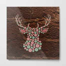 Oh Sweet Deer Metal Print