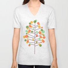 Happy Tree - Tweet Tweet Unisex V-Neck
