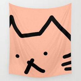cat 115 Wall Tapestry