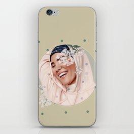 LUCEAT LUX VESTRA iPhone Skin