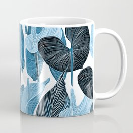 Lush Lily - chambray Coffee Mug