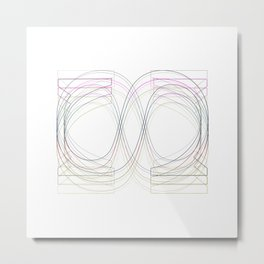 S-ymbolism Metal Print